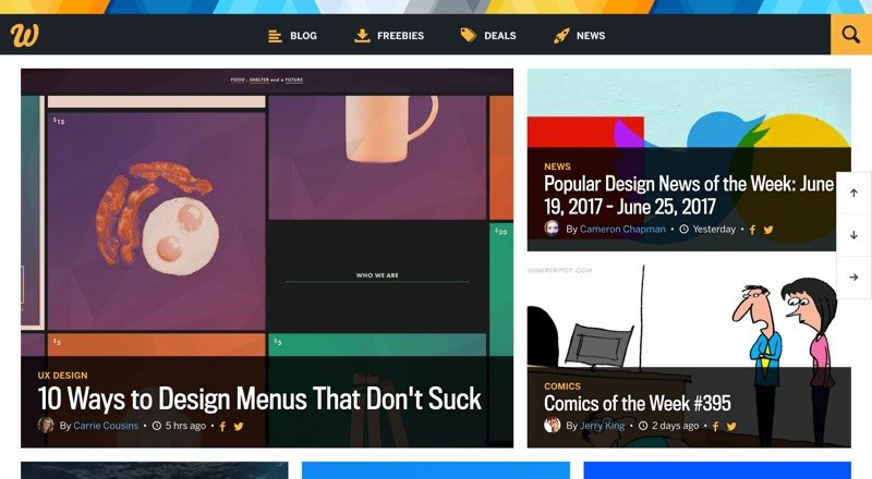 Design Blogs To Follow 11 best web design blogs to follow - dhiren patel